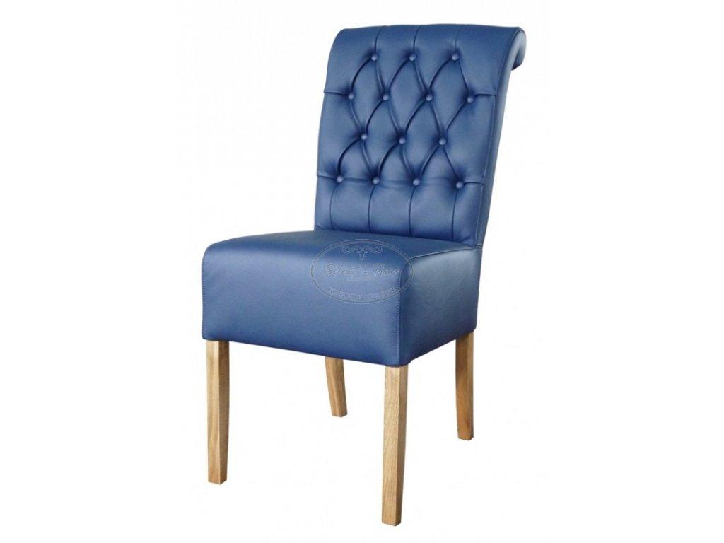 Kožená židle CHAPPY ML7816B