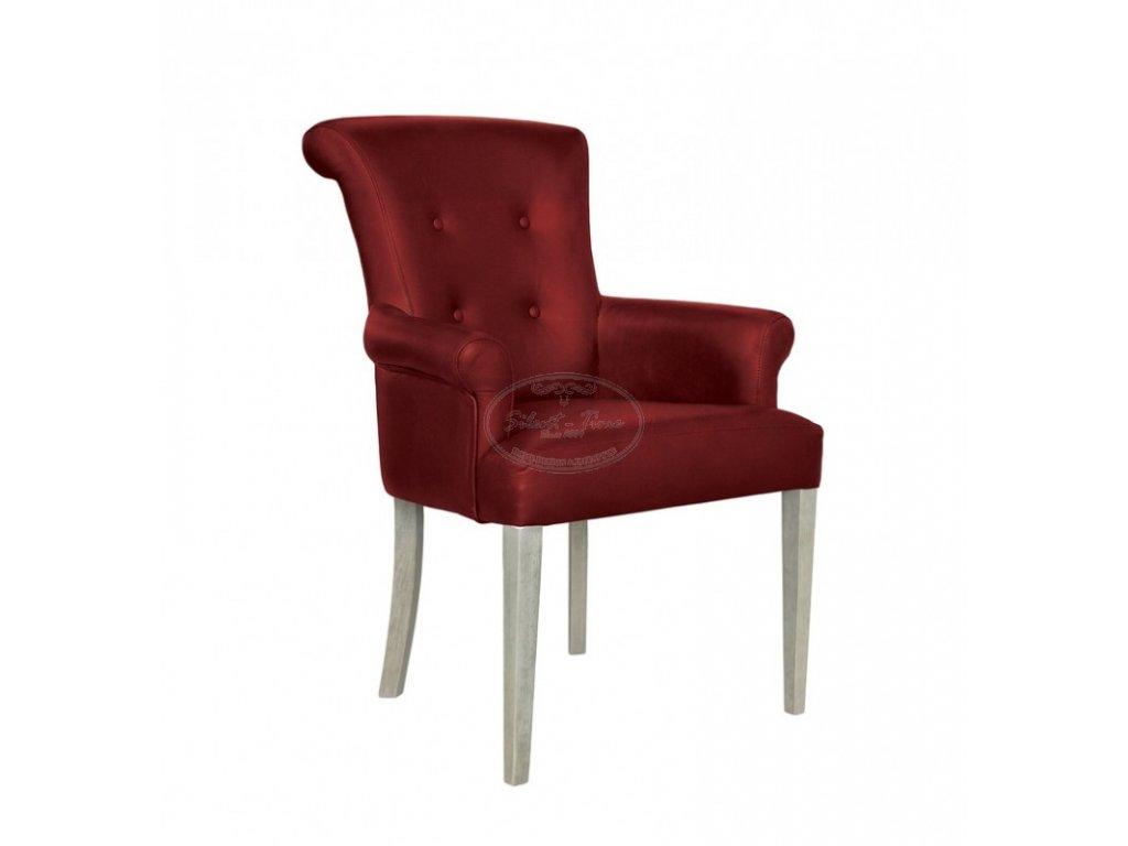 Židle s opěrkami NC7159