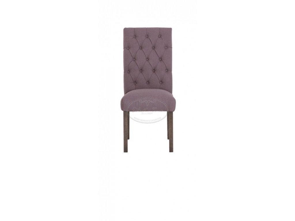 Polstrovaná židle vysoká NC 7184B