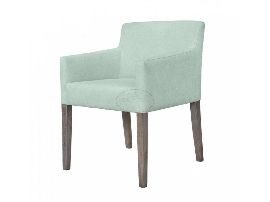 Křeslo židle s opěrkami NC7820