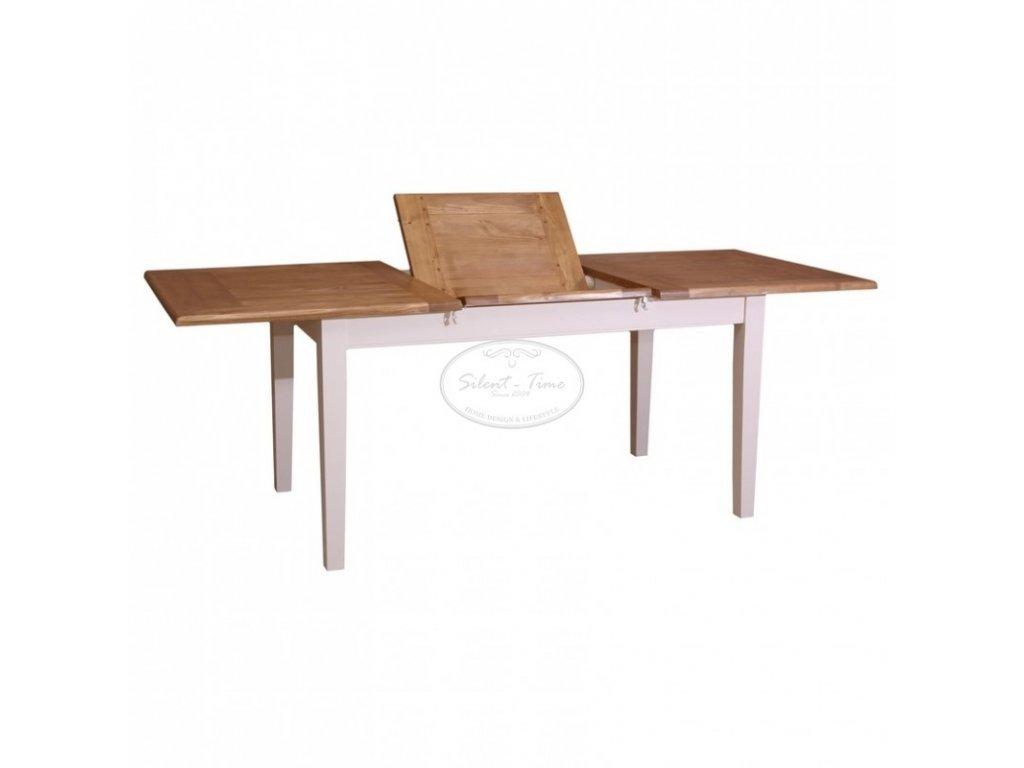 Dubový jídelní stůl rozkládací PS-224-140