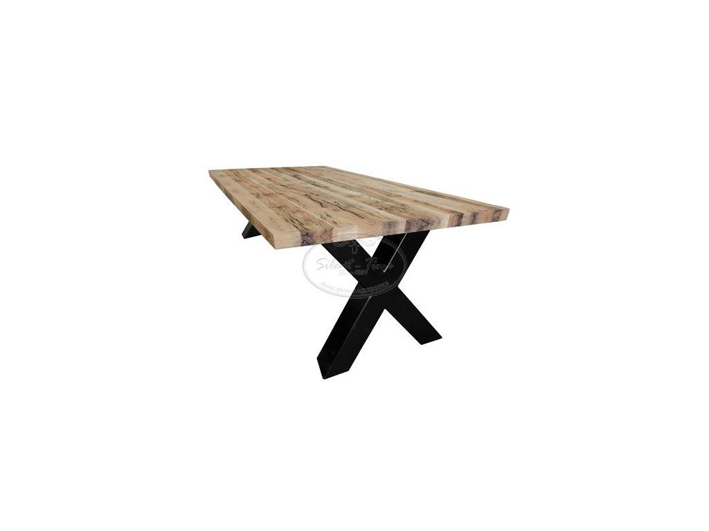 Dubový stůl OAK RUSTIC OCB-4