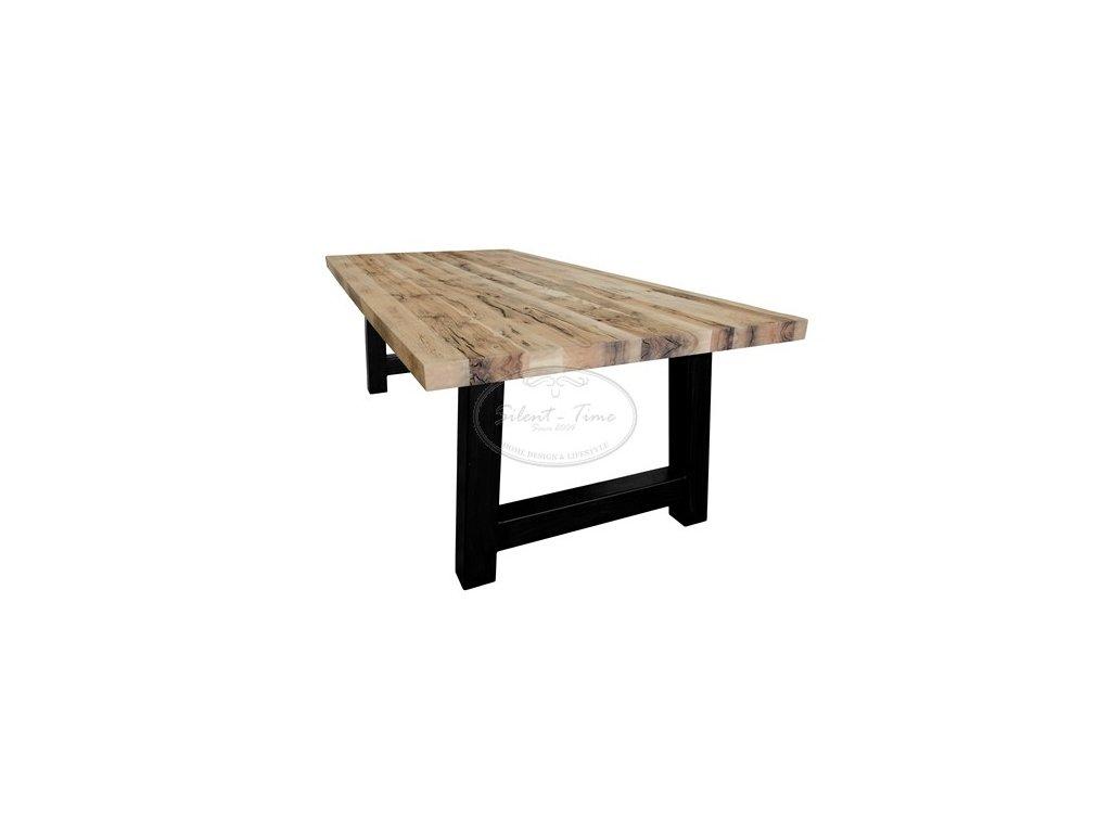 Dubový stůl OAK RUSTIC OCB-6