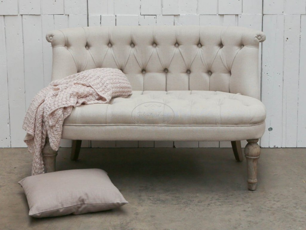 Pohovka Chic Antique white