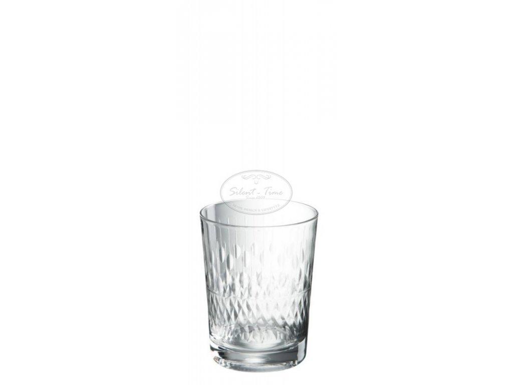 Sada sklenic na vodu CUT GLASS