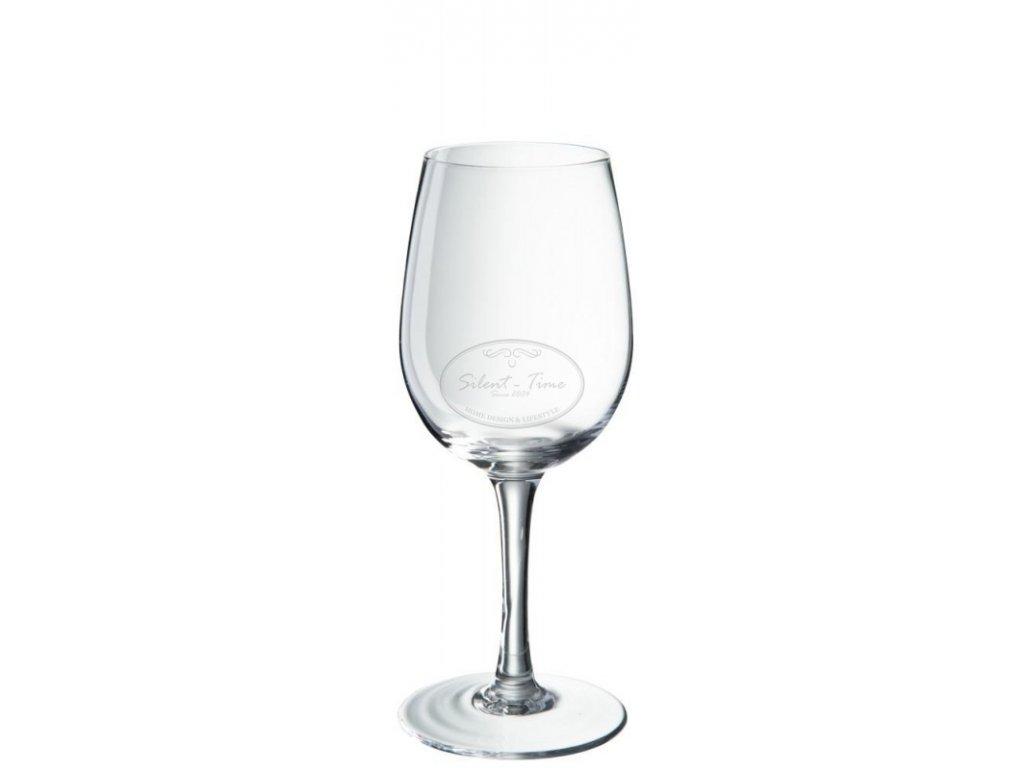 Sklenice na bílé víno TRANSPARENT