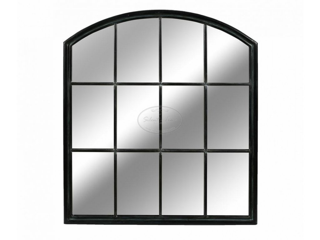 Zrcadlo NERO WINDOW