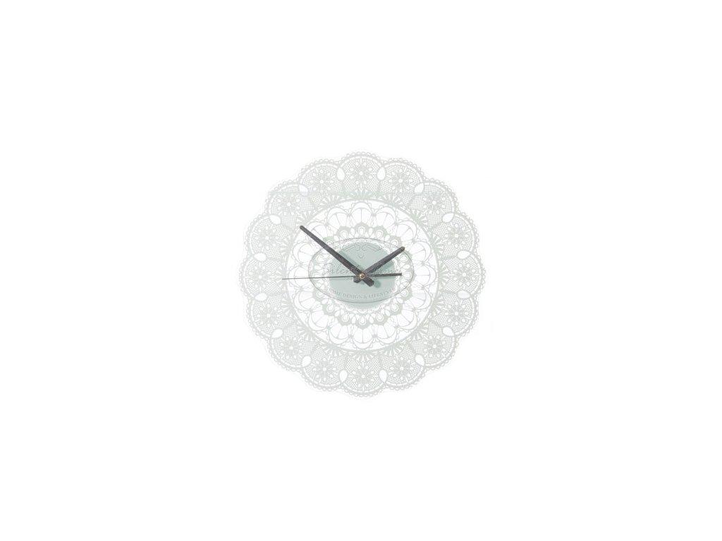 Skleněné hodiny EMBR