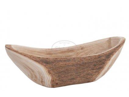 Dřevěná mísa PAWIA