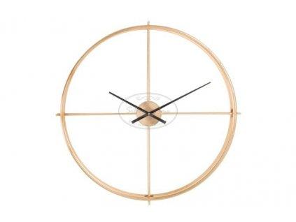 Kovové hodiny GOLD SIMONS M