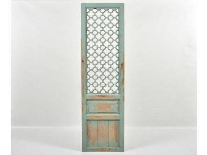 Nástěnný panel dveře ETNO BLUE