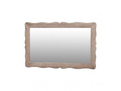 Dřevěné zrcadlo nástěnné PESARO 054