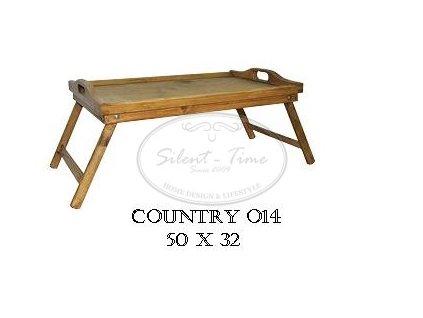 Servírovací stolek COUNTRY