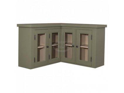 Horní skříňka kuchyňská rohová PS-525