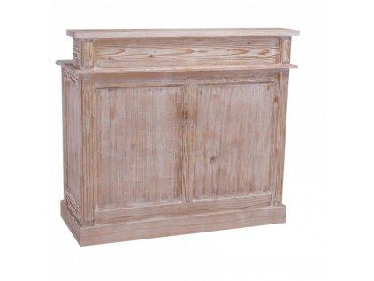 Dřevěný obchodní pult PS-577