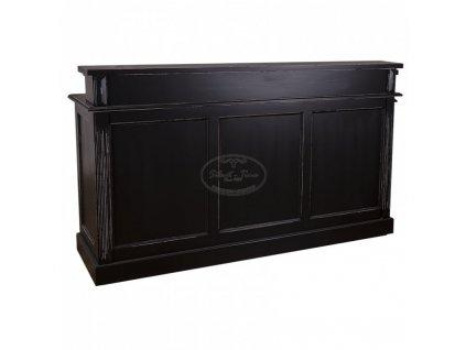 Dřevěný obchodní pult PS-578