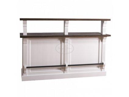 Dřevěný obchodní pult PS-681
