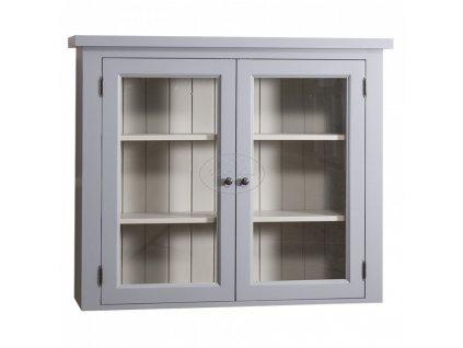 Horní skříňka kuchyňská sklo PS-686