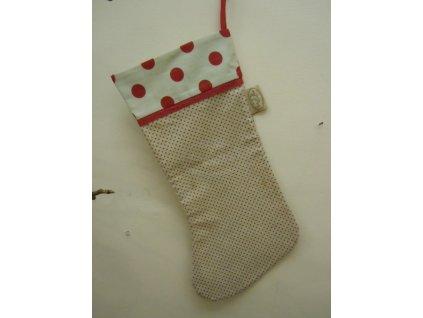 Mikulášská ponožka 3