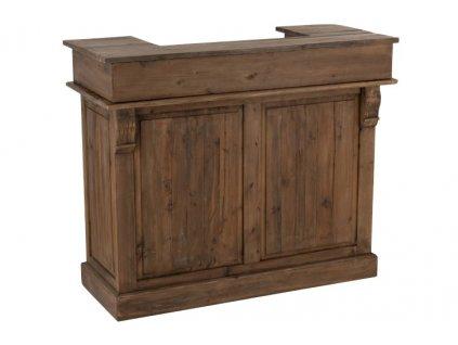 Dřevěný barový pult ARCHIVE