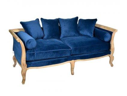 CFH1063J33 Classic Sofa blue