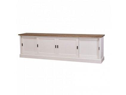 Televizní stolek dřevěný PS-609b