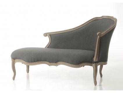 Stylové sofa zámecké MERIDIENNE