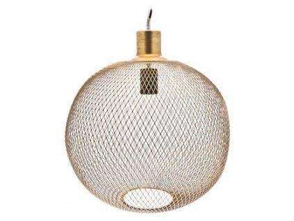 Kovový designový lustr GOLDENYS