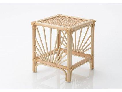 Ratanový stolek CANNAGE