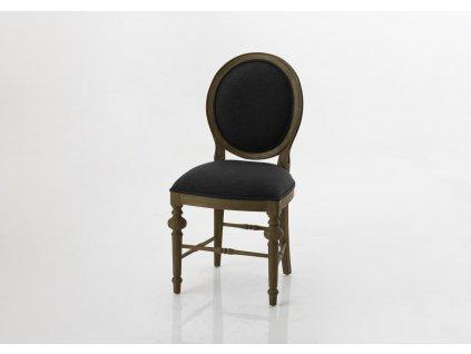 židle SEINE BLUE