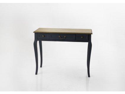Konzolový stolek SEINE DARK BLUE N-2