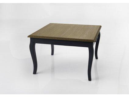 Kávový stolek SEINE DARK BLUE