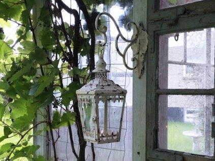 Kovová závěsná lucerna Chic Antique 3