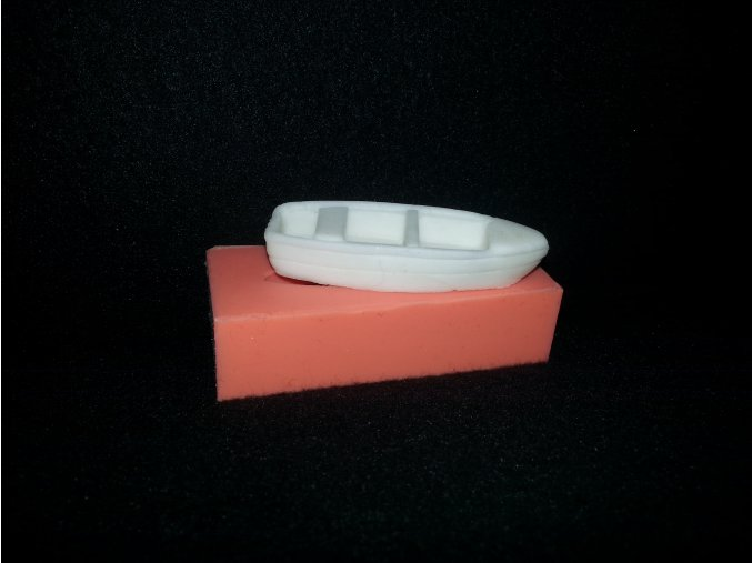 Silikonová formička lodička 5109