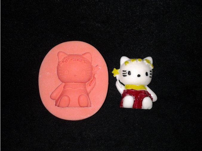 Silikonová formička Hello Kitty 2046