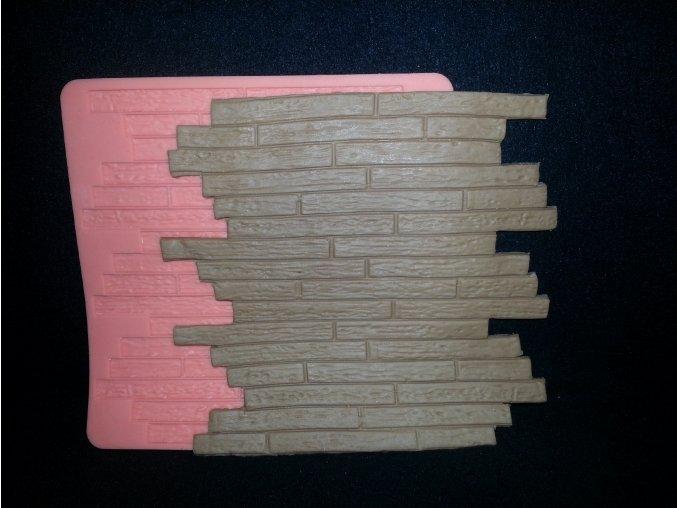 Silikonová formička podlaha-parkety 5119