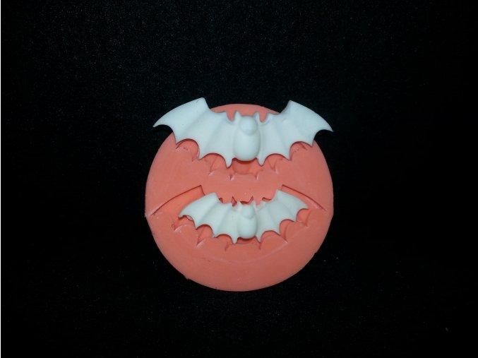 Silikonová formička netopýři 2131