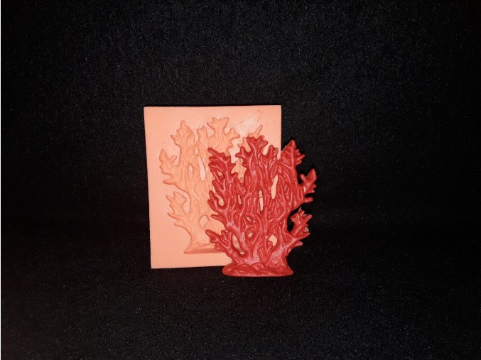 Silikonová formička mořský korál 5126