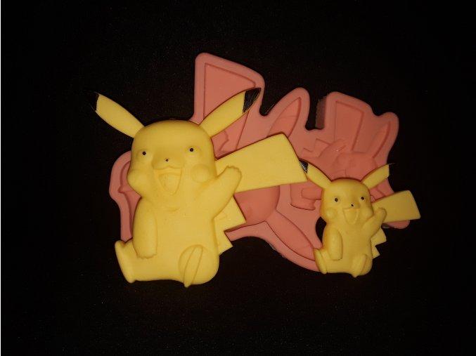 Silikonová formička Pikachu velké 2143