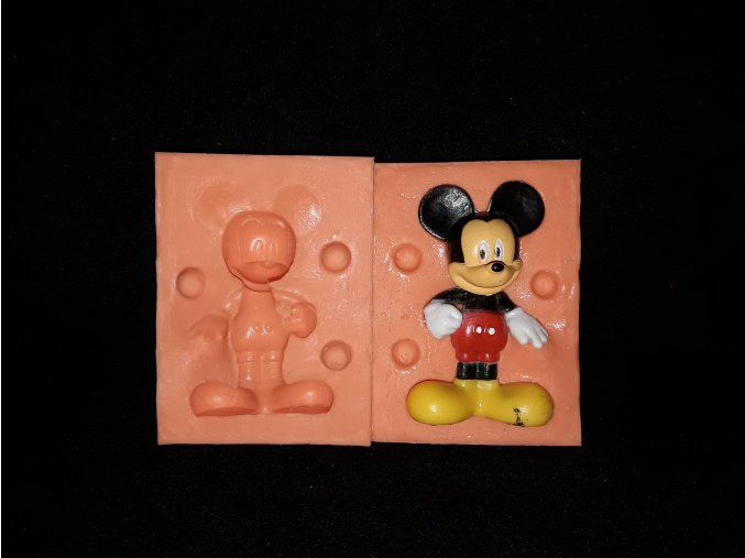 Silikonová formička Mickey Mouse 3029