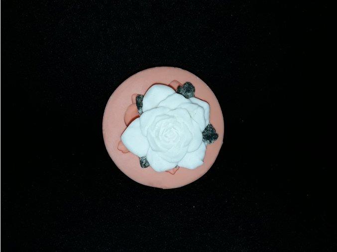 Silikonová formička růže 4065