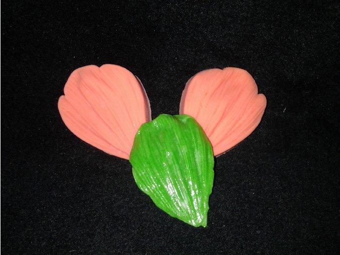 Silikonová formička žilkovač listu 4007
