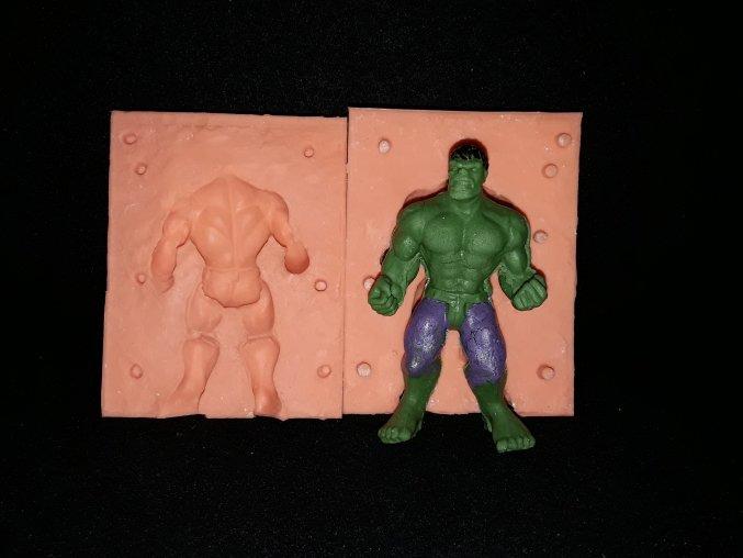 Silikonová formička Hulk 3201