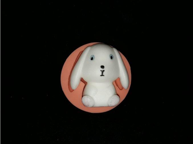 Silikonová formička králíček 2175