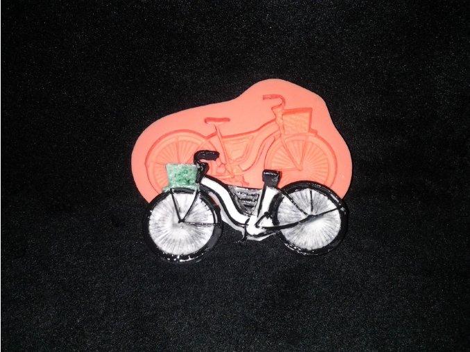 Silikonová formička jízdní kolo 5019