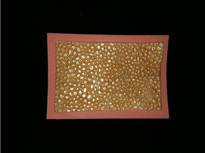 Silikonová formička bordura konfetky 1052