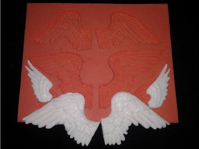 Silikonová formička deska křídla 5031