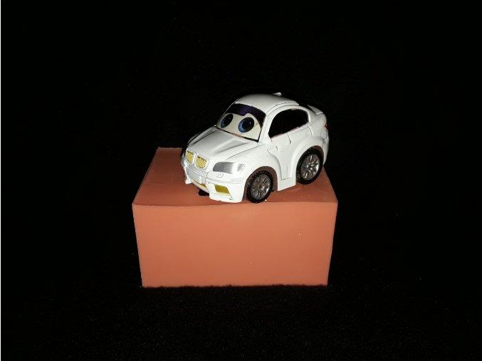Silikonová formička autíčko 3239