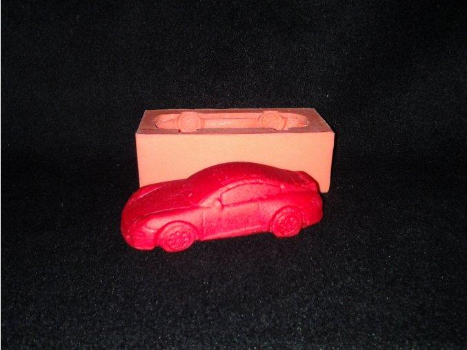 Silikonová formička autíčko 3062
