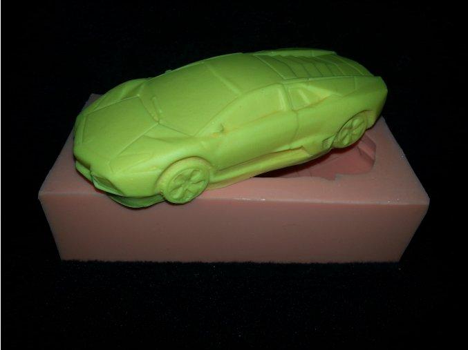 Silikonová formička auto Lamborghini velké 3089